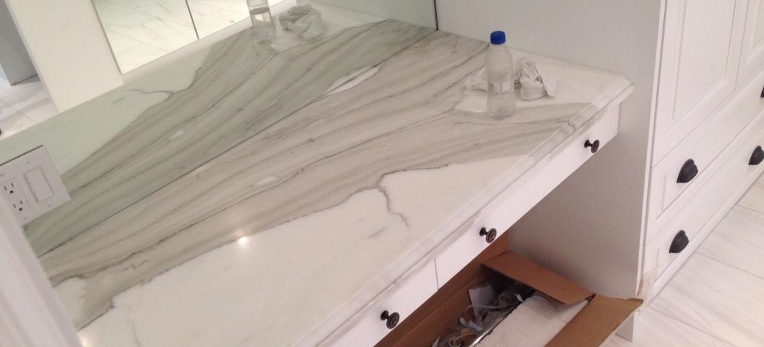 Vanity counter-top